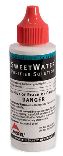 SweetWater® Purifier Solution
