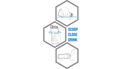 Scoop, Close, Drink