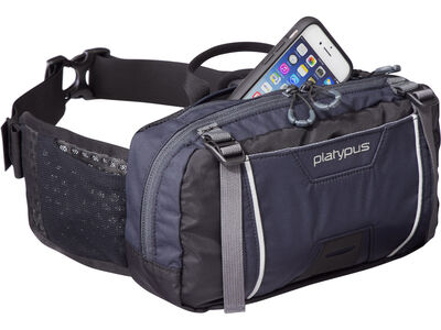 Chuckanut Hip Pack, phone pocket