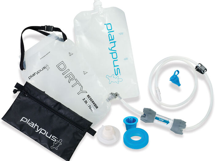 GravityWorks™ 2.0L Water Filter – Complete Kit