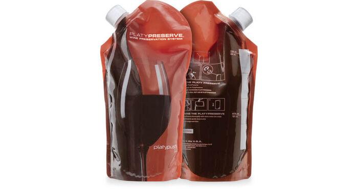 PlatyPreserve™ Portable Wine Storage Bottle 800ml