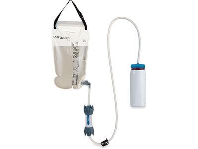 GravityWorks 2.0L Filter, bottle kit, filtering (bottle not included)