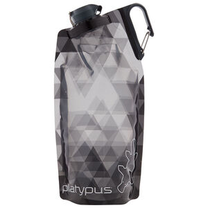 Platypus DuoLock SoftBottle 1L Gray Prisms