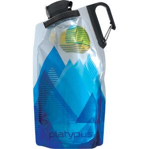 DuoLock™ SoftBottle™ - Blue Peaks - .75 Liter