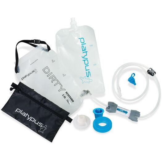Filtre à eau GravityWorks™ 2 l – Nécessaire complet