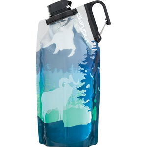 DuoLock™ SoftBottle™ - Bighorn Blue - 1 Liter