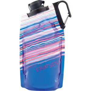 DuoLock™ SoftBottle™ - Blue Skyline - .75 Liter